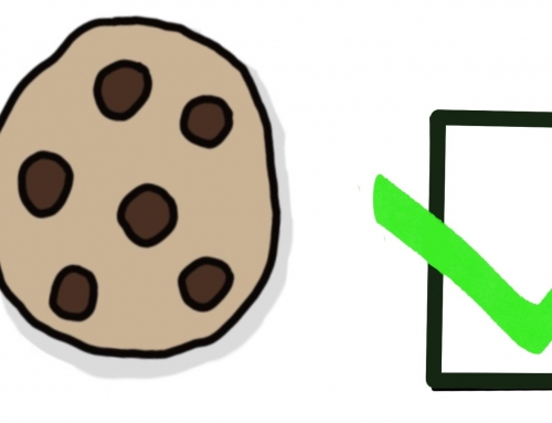 Cookies: A pre-ticked checkbox is insufficient.